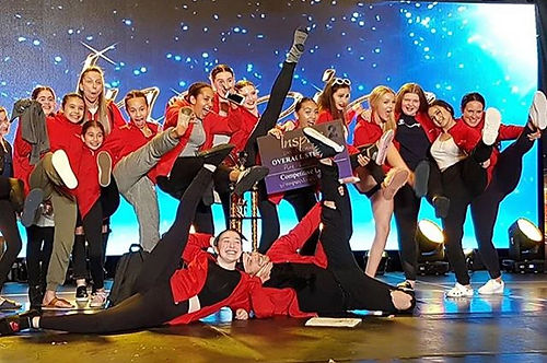 We love our dance family SO much. A huge