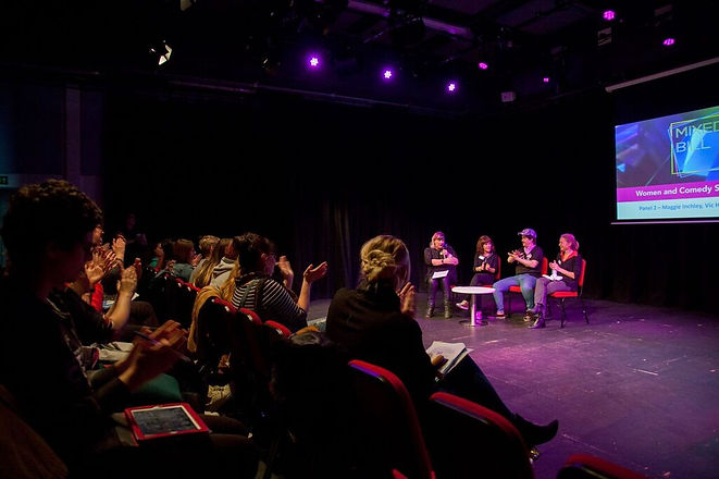 Mixed Bill - Women in Comedy Symposium
