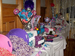 Large Candy Buffet