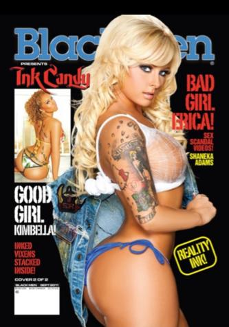 Erica BadGirlsClub Official Glam Gi