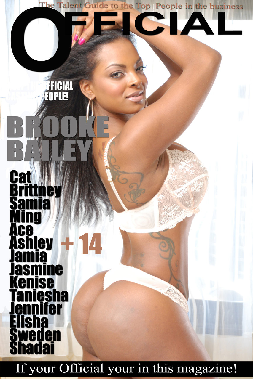 Brooke Bailey Official Glam Girls 2