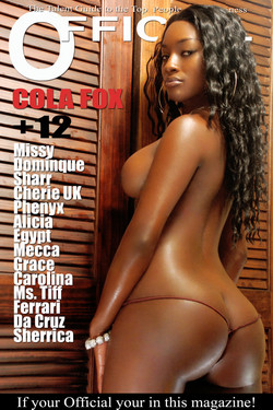 Cola Fox Official Glam Girls Mag