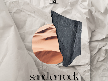 Sand or Rock?