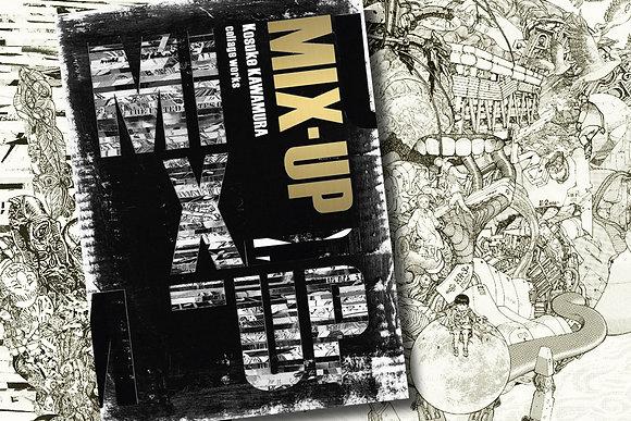 河村康輔 | MIX-UP -Kosuke KAWAMURA collage works |
