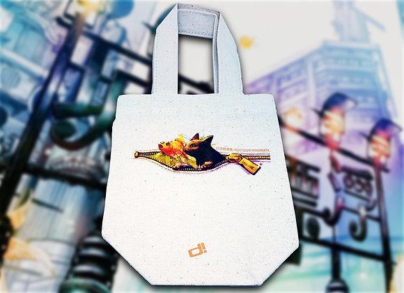 空間金魚 | 帆布飲料袋【d/art獨家】