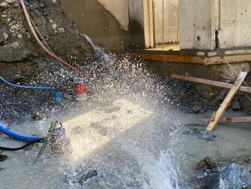Pressure shaft for Ala Powerplant in Valdres – Skagerak Energy.
