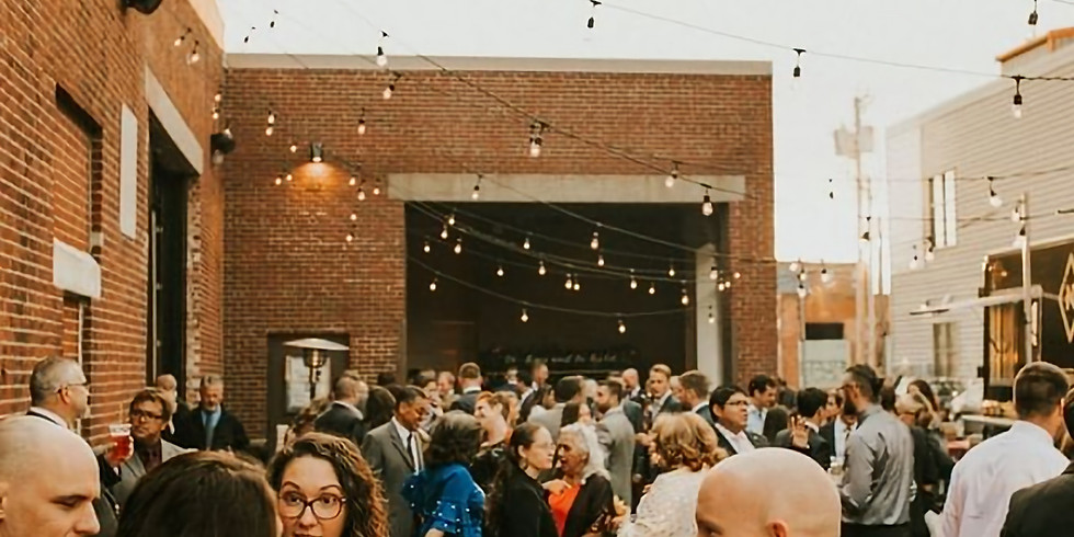 Autumn Party at the Public Works