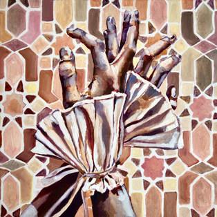 Hand study 3 - Oil on Canvas.jpg