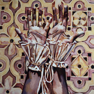 hands study 2 - Oil on Canvas.jpg