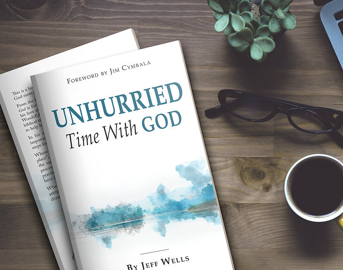 Unhurried Time with God