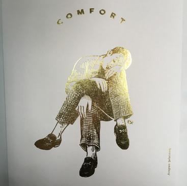 """""""Comfort"""" Magical Golden Words"""