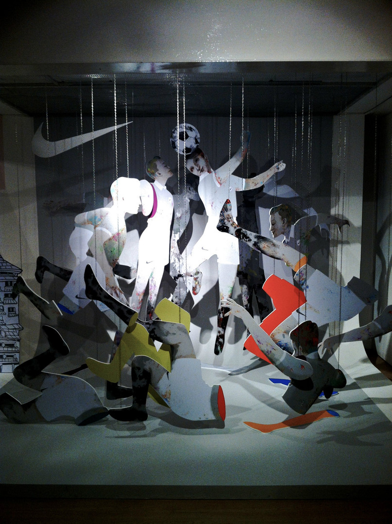 Nike Sportswear present The Look of Sport  Summer 2012 Collection