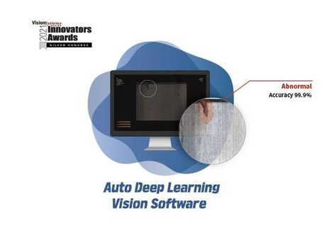 Neurocle won the 2021 VSD Innovators Awards being rewarded with deep learning vision software