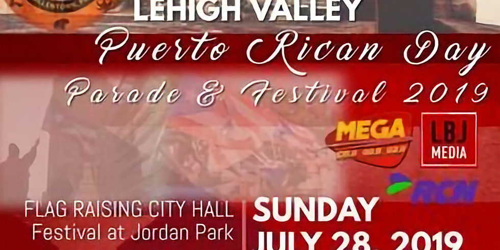 Lehigh Valley Puerto Rican Parade and Festival