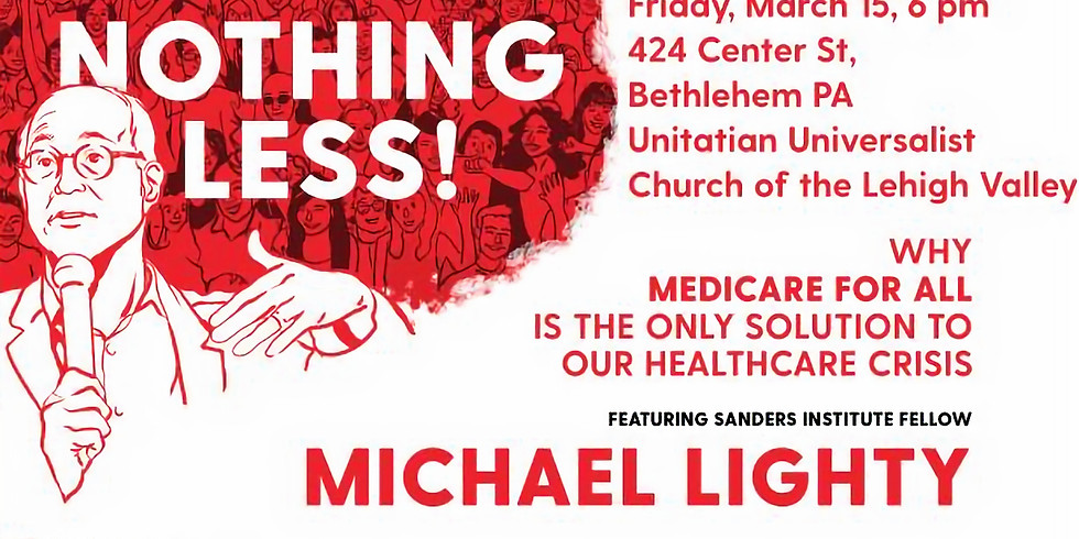 Nothing Less!  A Medicare Town Hall