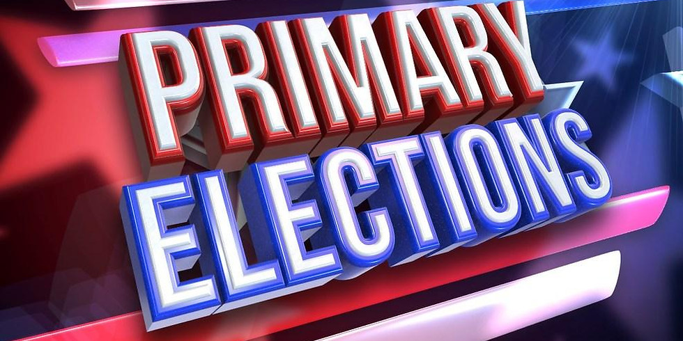 PRIMARY ELECTIONS SHIFT 3