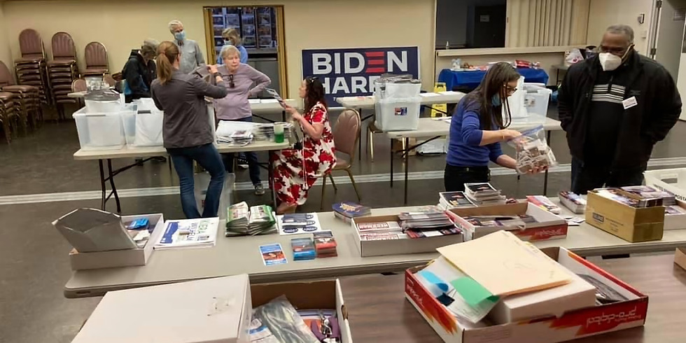 Canvass, Phone Bank, Drivers and Texting