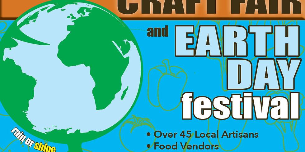 6th Annual Craft Fair and Earth Day Festival