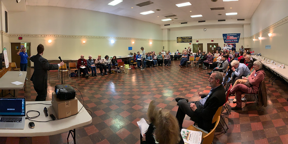 Lehigh Valley for All April General Meeting