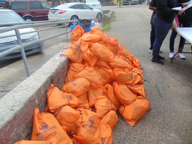 198 Homeless Packs
