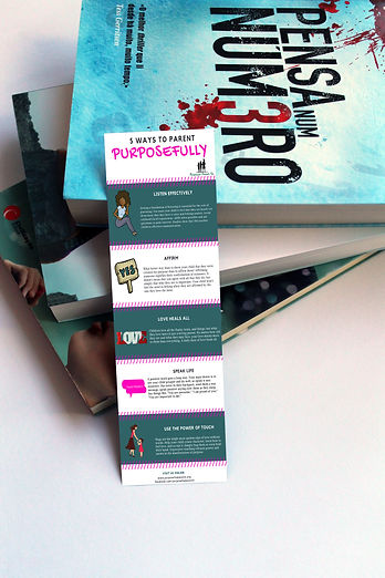 1 - Free Bookmarker Mock Up For Commerci