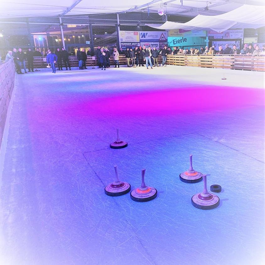 Eisstock Mannschafts  Turnier