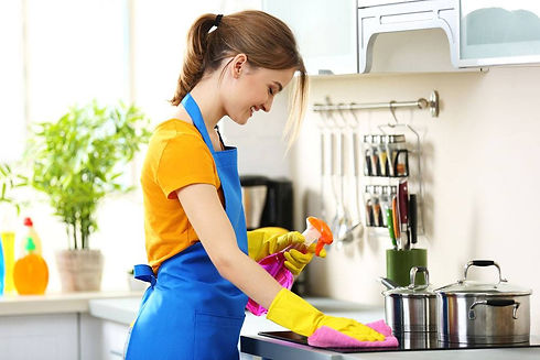 Clean-Kitchen-Right-After-Their-Cooking.