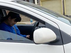車上pose