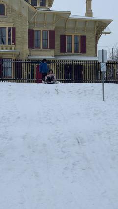 滑冰(滑雪)Skating ( Snowboarding )