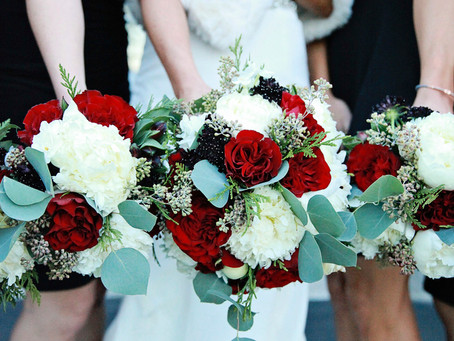Winter Wedding | Tara & Cam