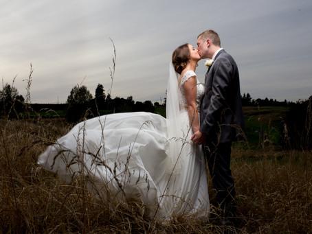 Kristi & Mike | Oregon Golf Club Wedding
