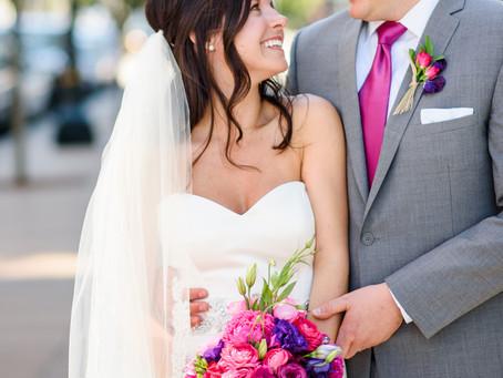 Lauren & Nick's Wedding at Left Bank Annex