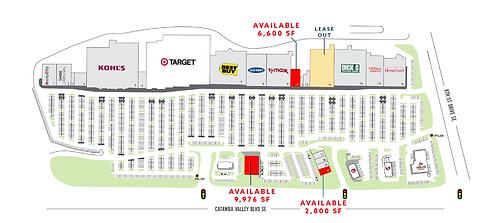 Hickory Ridge Shopping Center