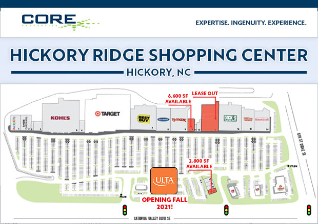 Hickory Ridge Shopping Center