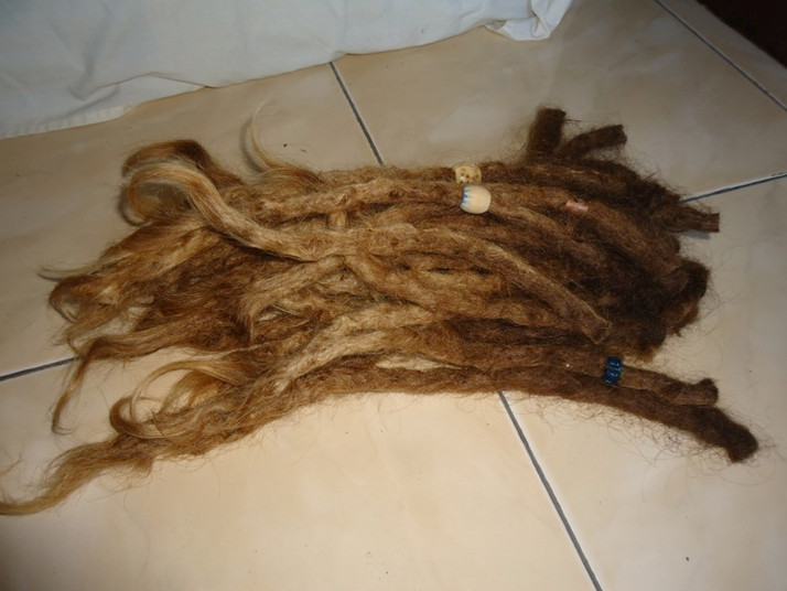 Man Donates Dreadlocks to Homeless Shelter, Claims They Are Very Warm In the Winter