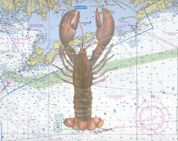 Lobster & Chart