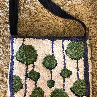 Small Crossbody Tote - Sold $250