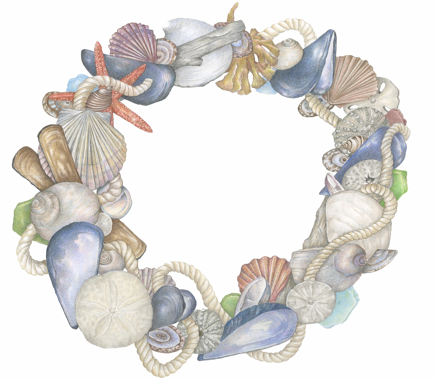 Sea Wreath