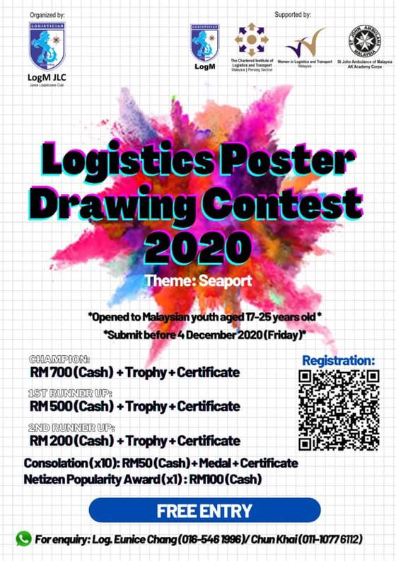 Poster Drawing Contest 2020 - WiLAT Penang