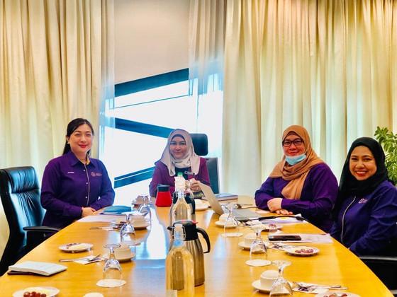 WiLAT Malaysia - corporate visit