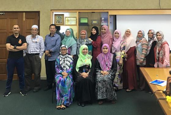 WiLAT's Tea Talk at University Kuala Lumpur (MIAT)