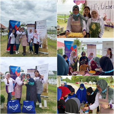 WiLAT MALAYSIA INSPIRE CARE : Knowledge Transfer Program