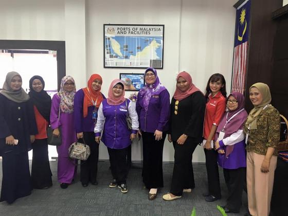 WiLAT's visit to Universiti Malaysia Terengganu