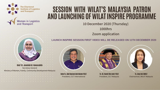 Launching Session with WiLAT Malaysia Patron