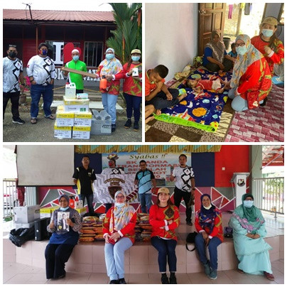 CILT International Green Awareness and CSR Mission with WiLAT Malaysia