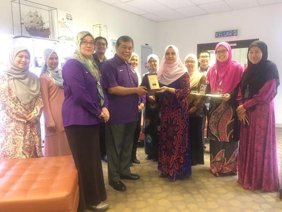 WiLAT's Visit to Universiti Teknologi MARA (UiTM)