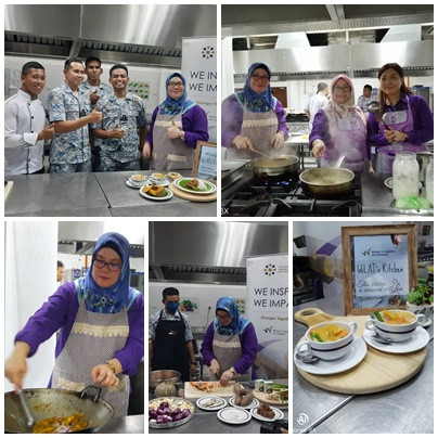 WiLAT Malaysia Inspire Care Program at Royal Malaysian Navy