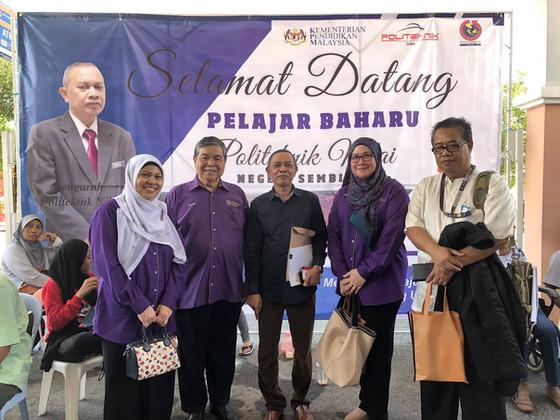 WiLat Malaysia at PNS