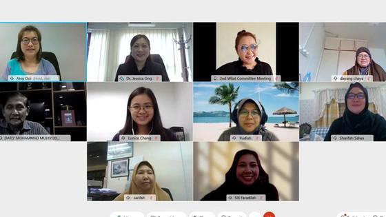 WiLAT Malaysia 2nd Committee Meeting