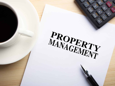 Why we need to hire our own property manager?